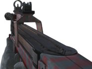 P90 Red Tiger CoD4