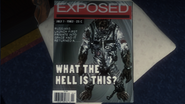 Exposed Magazine BO