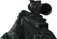G36C ACOG Scope MW3