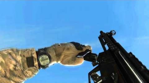 MP5 Demonstration - Modern Warfare 3