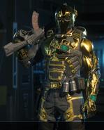 Ruin Hero outfit BO3