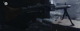 MG42 third person BO3