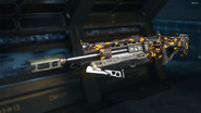 Gorgon Gunsmith model Monochrome Camouflage BO3