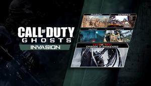 Invasion Poster CoDG