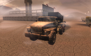BM-21 Grad 1 WMD BO