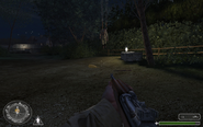 Heath's dead body Pathfinder CoD1