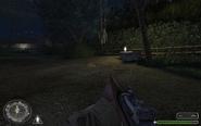 Heath's dead body Pathfinder CoD1