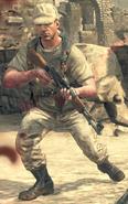Soviet Soldier 5 BOII