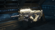 Weevil Gunsmith Model Diamond Camouflage BO3