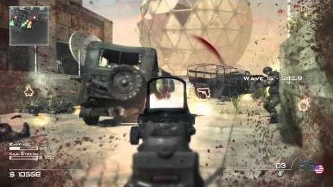 Call of Duty Modern Warfare 3 Spec Ops Survival Trailer