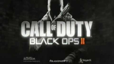 "COD Black Ops 2 Multiplayer Trailer Rap- ""My Skills Are Sexy"""