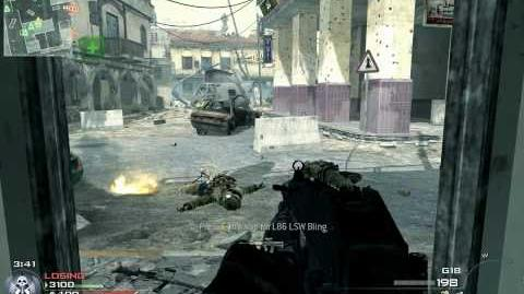 Modern Warfare 2 Die Hard mode