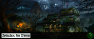 Zetsubou No Shima Icon with Gateworm BO3