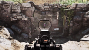 M14 EBR Abstract Pack Reticle CoDG