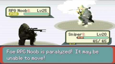 Pokemon CoD Style