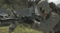 Commando Reflex Sight Suppressor Third Person BO