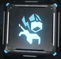 Servo Shortout cyber core icon BO3