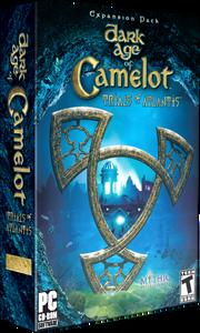 Trials of Atlantis boxart