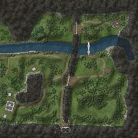Forest Sauvage map