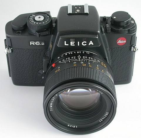 Canon AE-1 Vs. Leica R6.2 | eBay