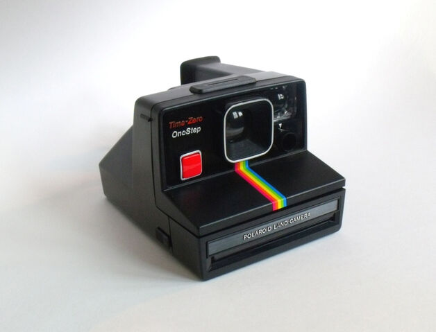 File:Polaroid Time-Zero SX-70 Rainbow.jpg