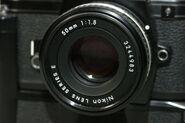 Nikon EM 05 DxO