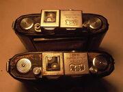 Z99 Kulex Kulax Stamped two camera tops & Logo