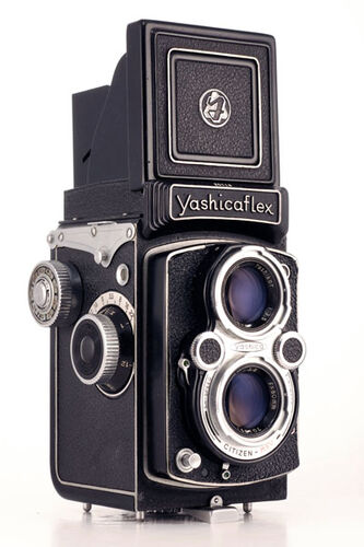 Yashicaflex B (early)