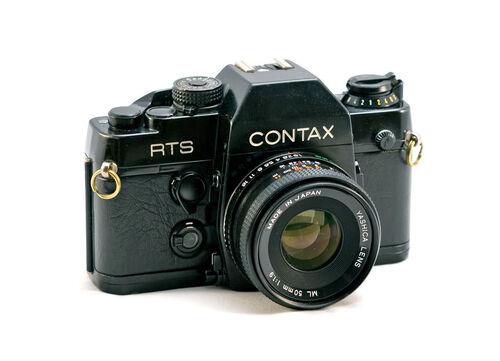 Contax RTS II 01