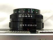 Agfa Silette LK Sensor 06