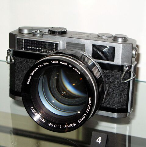 File:1024px-Canon 7 with 50mm f0.95 IMG 0374.JPG