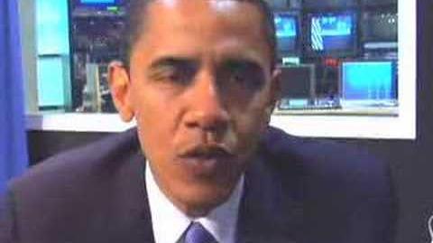 Barack Obama YouTube Spotlight