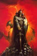 Hades skulls helm