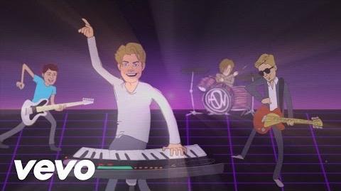 Owl City - Unbelievable (Animated Main Video) ft. Hanson