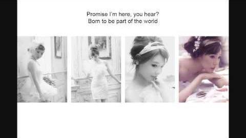 Girls' Generation (소녀시대) - Born To Be A Lady [Kanji/Rom ...
