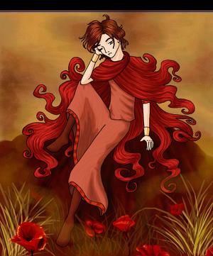 Hyponos poppies
