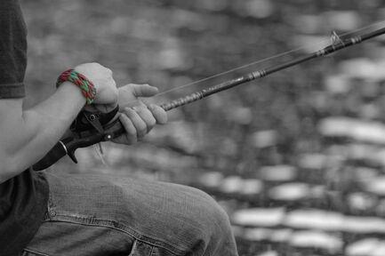Fishing by iheard