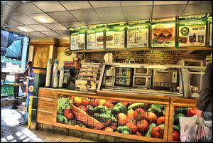 Subway Shop HDR by Melodysk