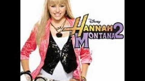 True Friends Hannah Montana