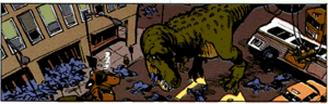 Tyrannosaurus Unnamed 3
