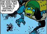 Alien- Giant Zorg
