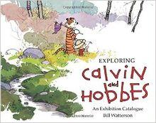 Exploring calvin and hobbes an exhibition catalogue