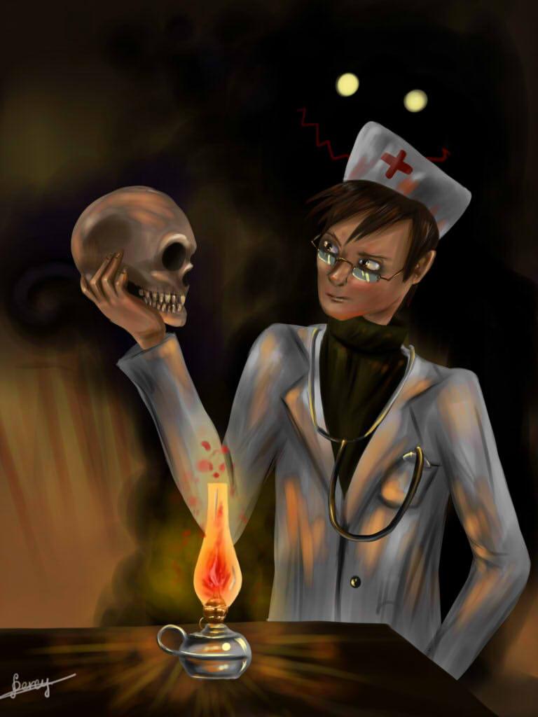 Dr Heartfelt Candle Cove Wiki Fandom Powered By Wikia