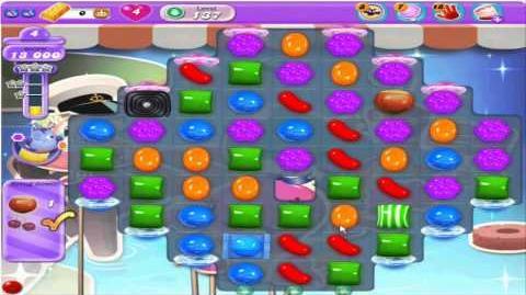 Candy Crush Saga Dreamworld Level 137