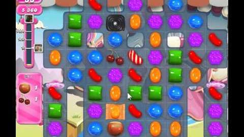 Candy Crush Saga Level 95 - 3 Star - no boosters