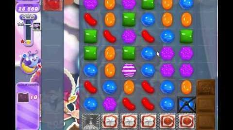 Candy Crush Saga Dreamworld Level 277 (3 star, No boosters) New Version