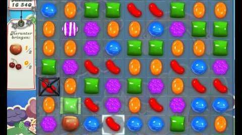 Candy Crush Saga Level 54