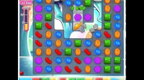 Candy Crush Saga Level 504 FIRST PLAY