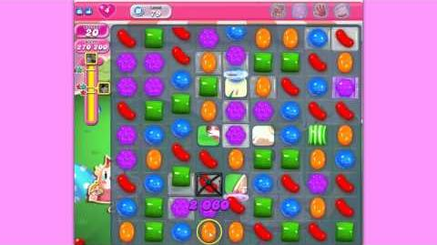 Candy Crush Saga Level 79, 3 stars