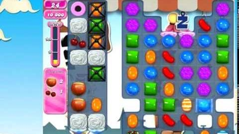 How to complete level 700 candy crush (NO BOOSTERS) 3 star